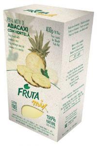 Polpa di Ananas alla Menta 4 x 100 g / Polpa de Abacaxi com Hortelã  4 x 100 g