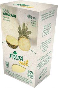 Polpa di Ananas 4 x 100 g / Polpa de Abacaxi Amarelo 4 x 100 g