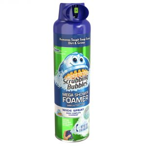 Crubbing Bubbles Mega Shower Foamer Spray
