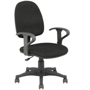Freshman Operator Chair, Black