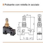 FINE CORSA ERSCE MOD. M3-05  doppio contatto NO+NC 230V 10A (ER200390)