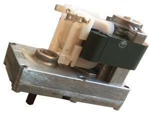 MOTORIDUTTORE 1.3 RPM -  ALBERO 9.5 mm - P. 25 mm - CW (ISG-3225D037)( GRN-M1395O)
