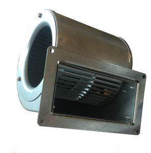 Ventilatore CDA per stufe PUROS (completo di flangia)