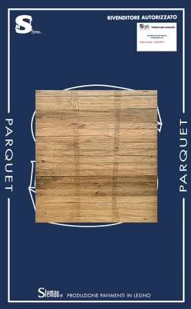 ROVERE INDUSTRIALE 14x320x300 mm
