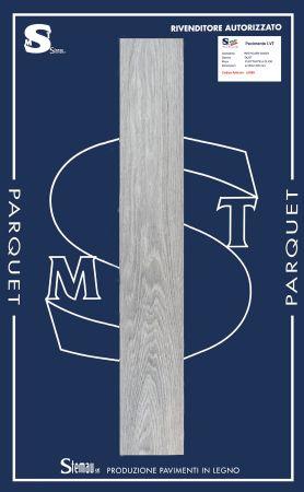 LVT (LUXURY VINYL TILES) A CLICK DECORO DUST LISTONE MAXI 4x180x1220 mm