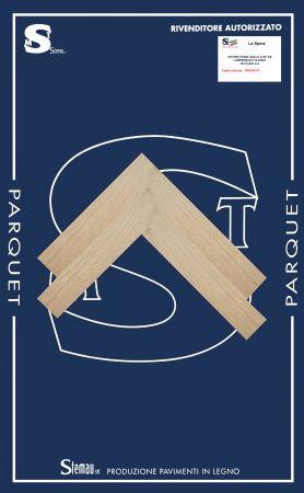 ROVERE IMPORT SPINA TAGLIO A 90° AB LAMPARQUET CLASSIC 10/3x70x600 mm