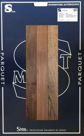 IPE' LAPACHO LISTONE CLASSIC 18-22x90-150x900-2000 mm