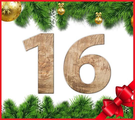 Calendario dell'Avvento 16/12/2019