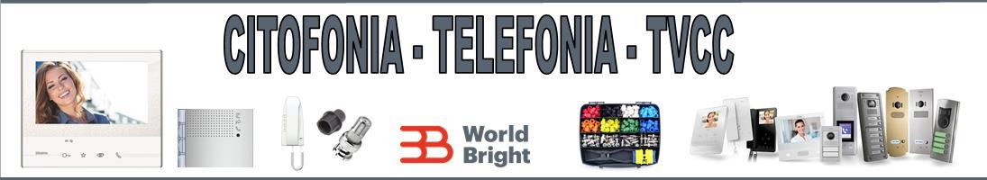 CITOFONIA - TELEFONIA - TVCC
