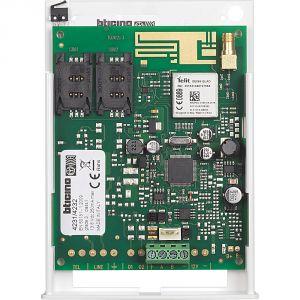 SCHEDA GSM/GPRS CON CONTENITORE