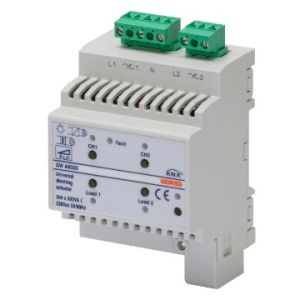 DIMMER UNIVERSALE KNX 2 CAN.X 300W G.DIN