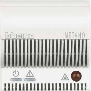 AXOLUTE - RIVELATORE METANO 12VAC-DC BIANCO