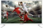 "STRONG TV 32"" LED HD WHITE USB TRIPLO TU T2-HE2VC"