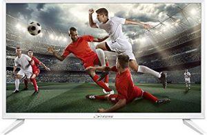 "STRONG TV 32"" LED HD WHITE USB TRIPLO TU T2-HE2VC"