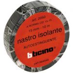 KIT - NASTRO ISOLANTE 15MM 10M NERO