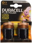 DURACELL MN1300 PLUS TORCIA BL.2