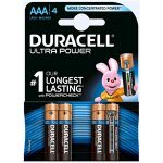 BATTERIA DURACELL ULTRA POWER AAA BISTER 4