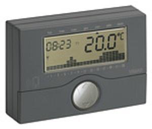 CRONOTERMOSTATO GSM 120-230V ANTRACITE
