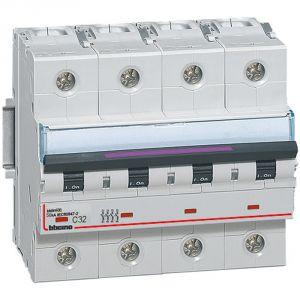 BTDIN500 - MAGNETOT 4P CURVA C 32A 50KA