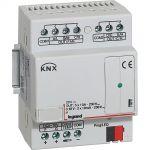 KNX - CONTROLLER TERMOREGOLAZIONE