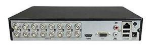 DVR 2MP 16 CANALIA HD,HD-CVI, HD-TVI, CVBS,CP/IP