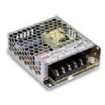 ALIMENTATORE 24V 150W IP20 METALLO LRS-150-24