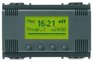 OROLOGIO PROGRAMM.120-230V 1 CANALE G