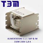 ALIM.CL.I.SAP &IM 150W 230V 50HZ 1,8A