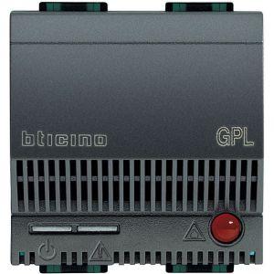 LIVING INT - RIVELATORE DI GAS GPL 12VAC/DC