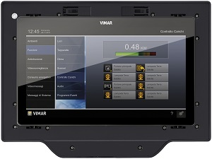 MULTIMEDIA VIDEO TOUCH SCREEN 10IN IP