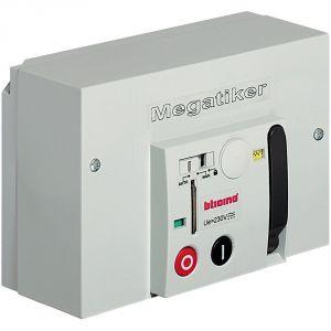 COM. MOT. PER TARATURA 1250 230VAC