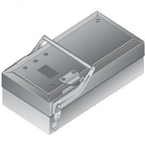 SB5/MRF CASS.DER.400A 3P+N+PE IP55
