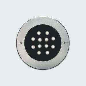 LIGH-UP.WALK PROF.D=312 MED-BAS.C/12 LED RG