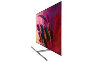 SAMSUNG TV 55' 4K ULTRA HD QLED
