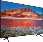 TV LED 55'' SAMSUNG 4K SMART TV EUROPA BLACK