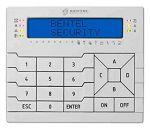 TASTIERA  LINEA PREMIUM DISPL. LCD BLU
