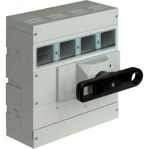 SEZIONATORE MW1600-4P 800A CON BOBINA
