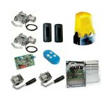 KIT BATTENTE INTERRATO CON ENCODER FROG-AE