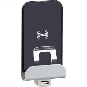 LL - CARICATORE A INDUZIONE + USB 2MOD