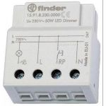 DIMMER INCASSO LED/INCAND. 100W