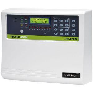 CENTRALE 8 ZONE CON COMBINATORE GSM + IR INCORPORA