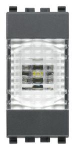 LAMPADA LED 1M 230V GRIGIO