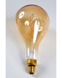 LAMPADA LED E27 5W  BI.CA. 2200K ORO