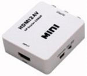 CONVERTER DA HDMI A RCA