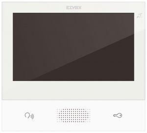 VIDEOCITOFONO TAB 7S 2F+ WI-FI VV BIANCO