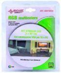 KITSTRIP 100CM MULTICOLOR RGB+USB