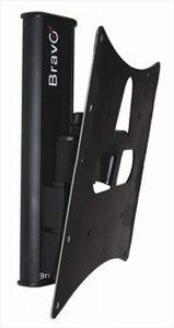 STAFFA PER TV LCD8 BLACK