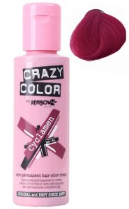 CRAZY COLOR Cyclamen 100 ml