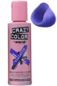 CRAZY COLOR Violette 100 ml
