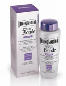 PROTOPLASMINA PRESTIGE BLONDE SHAMPOO 300ml ANTI-GIALLO